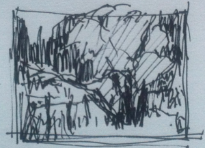 Thumbnail with three values