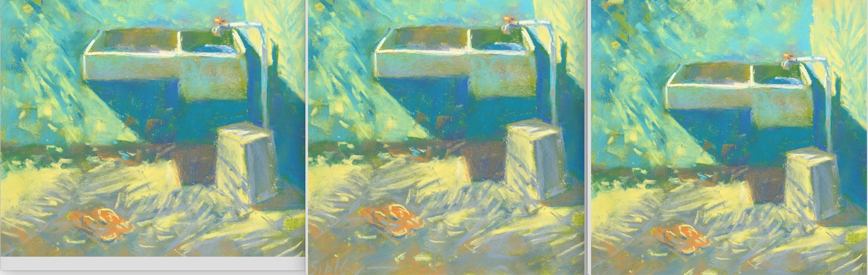 Cropping And How It can Strengthen Your Painting - HowToPastel