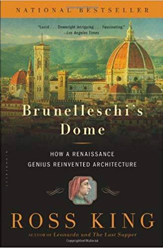 Brunelleschi's Dome - couverture du livre