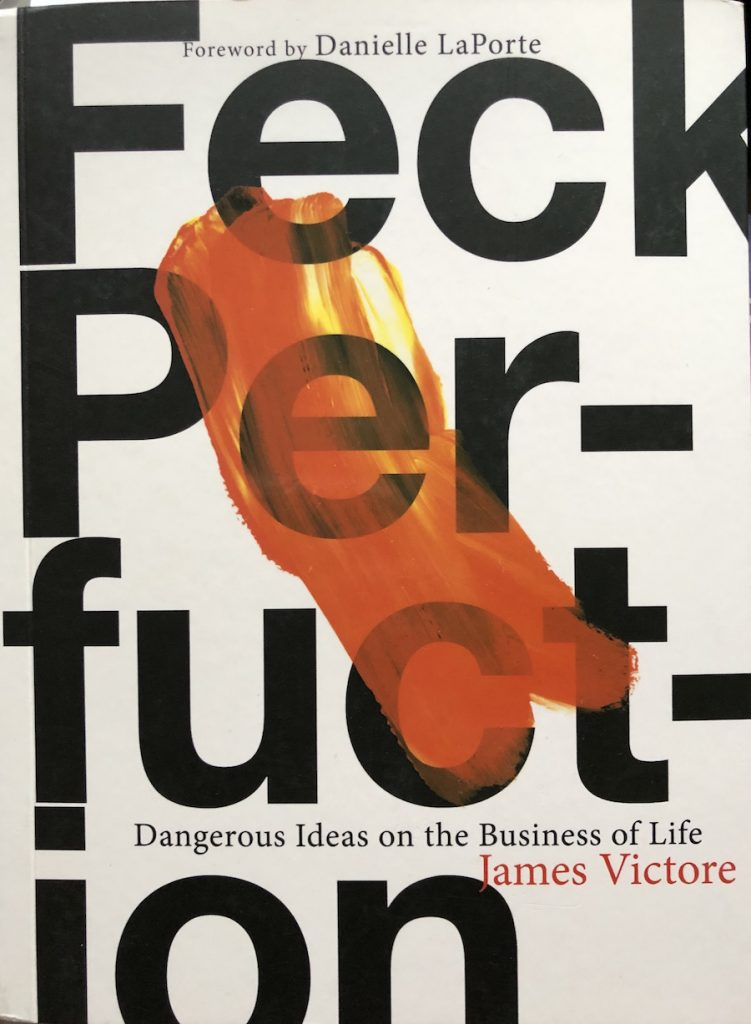 Feck Perfection - couverture de livre