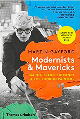 Modernists and Mavericks-book cover (une version)