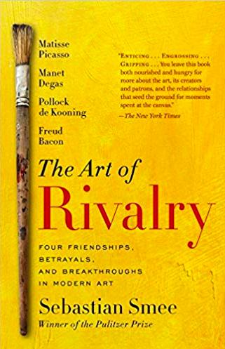 The Art of Rivalry - couverture de livre