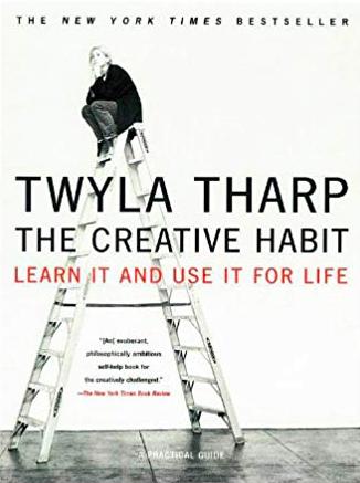 The Creative Habit - couverture de livre